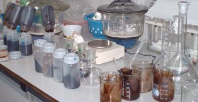 Abonos orgánicos líquidos de composts según el tiempo de extracción