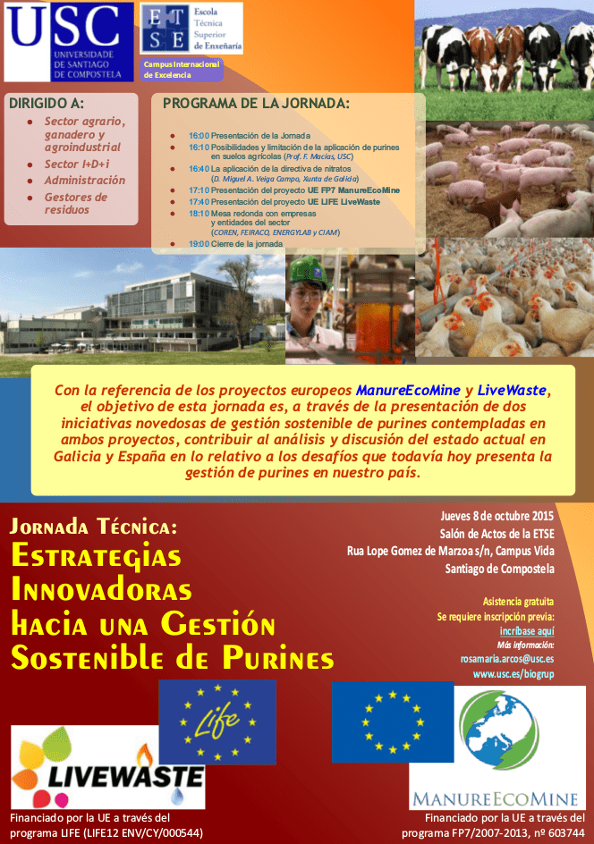 Jornadas Purines