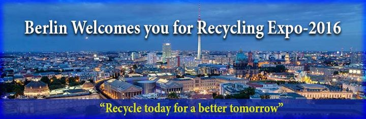 Berlin Recycling Expo-2016