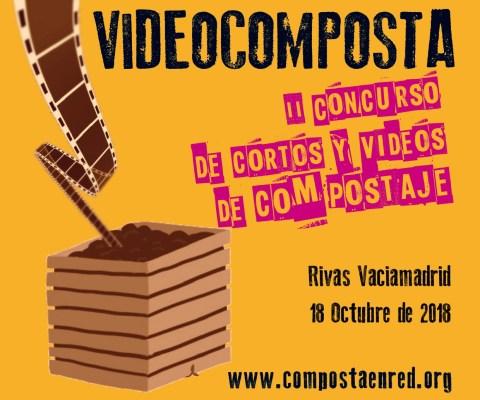Abierta la inscripción del II concurso de Videocomposta (hasta el 10 de octubre de 2018)