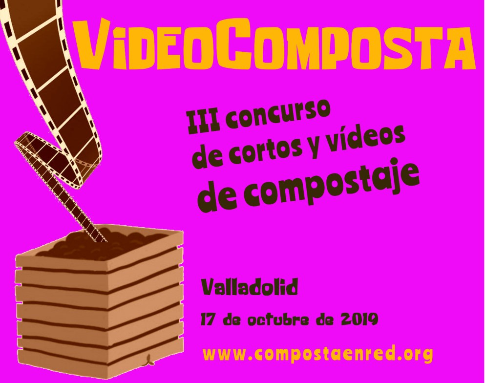 Tercera edición de Videocomposta, el concurso de cortos y videos de compostaje