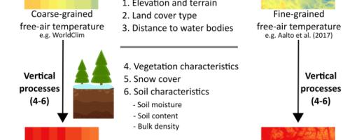 Participa en el proyecto SoilTemp sobre la importancia del microclima del suelo