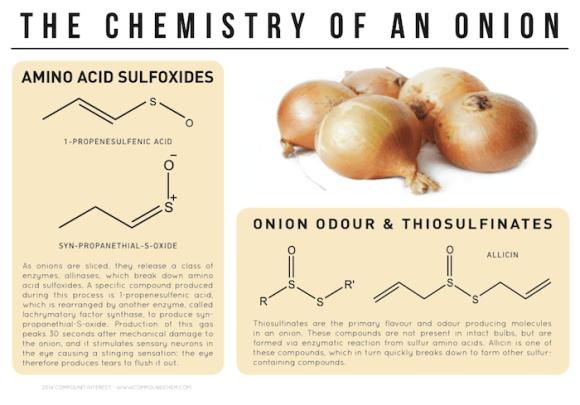 Chemistry Onion