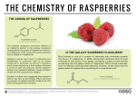 The Chemistry of Raspberries