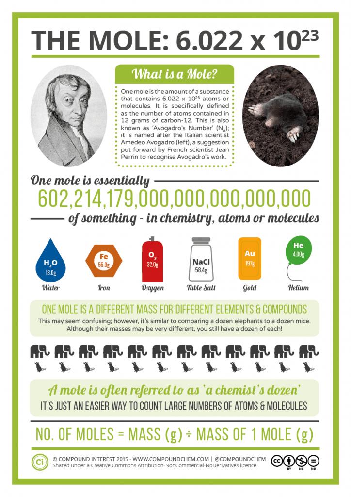 Avogadro & The Mole
