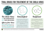 Trial Drugs for Ebola