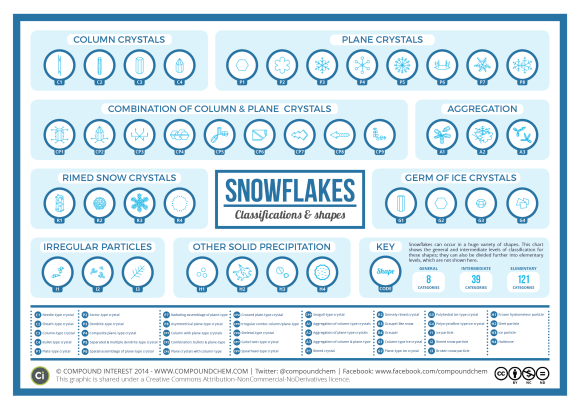 The Shapes of Snowflakes