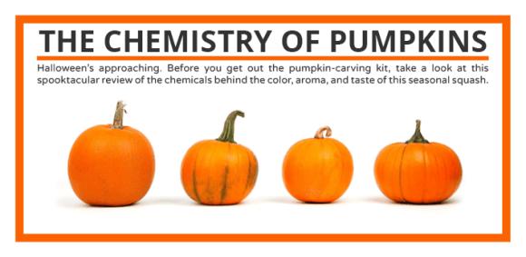 C&EN Pumpkin Chemistry