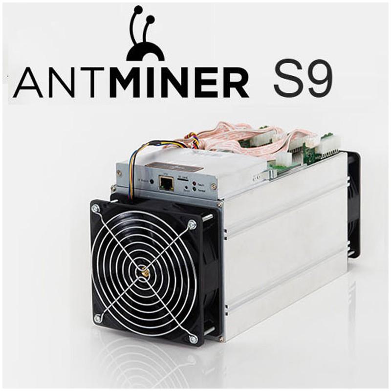 Antminer S9i