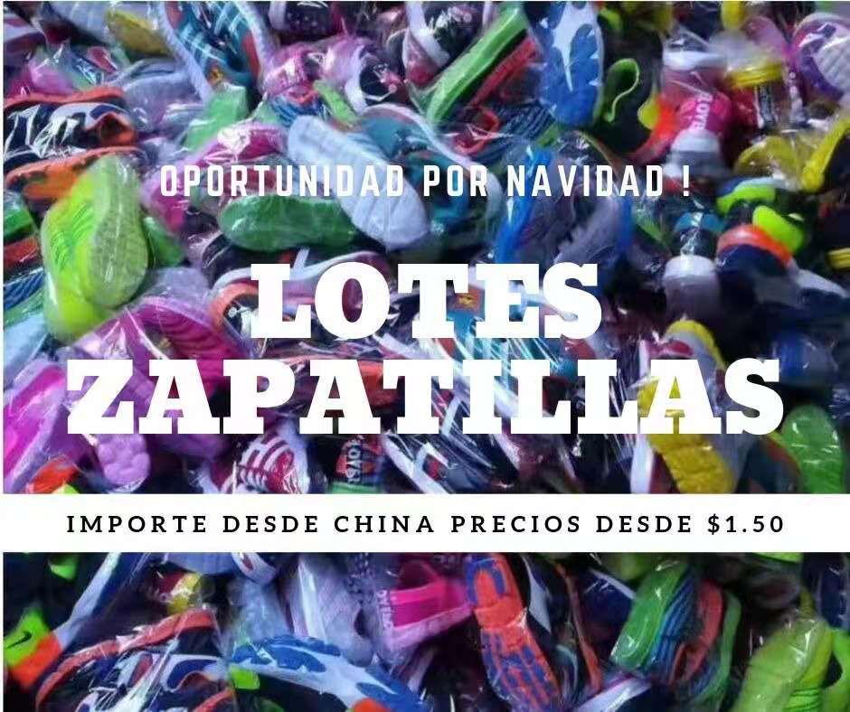 Lotes de Zapatillas