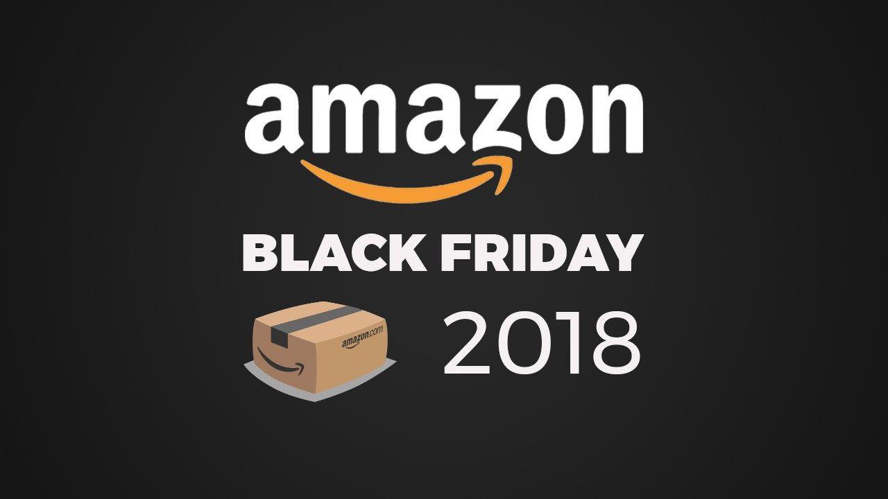 Ofertas black friday 2018 Amazon