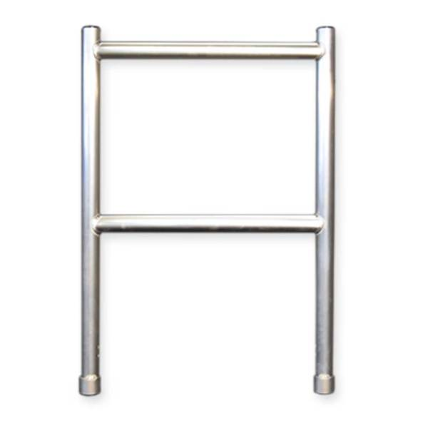 marco de apoyo andamio brico de aluminio
