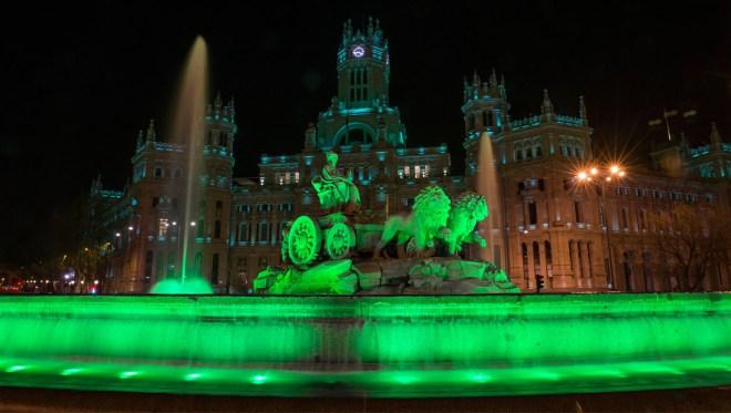 San Patricio en Madrid