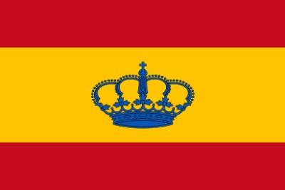 Bandera España yate