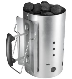 encendedor barbacoa carbon