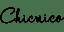 tienda china de ropa chicnico