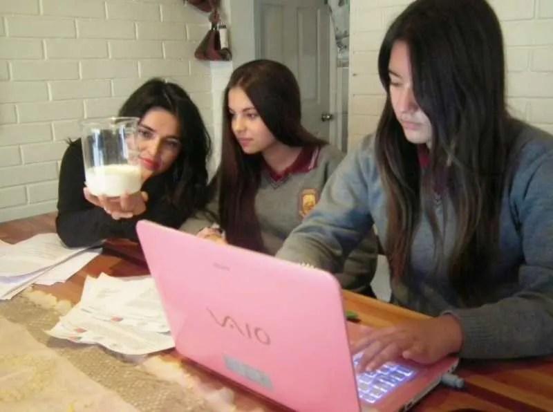 Alumnas coquimbanas viajan a EE.UU con proyecto de ciencias