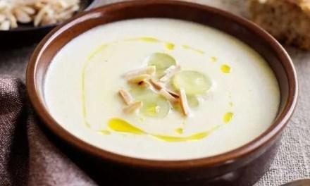 Sopa de Ajo Blanco Bio