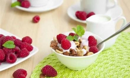 10 Snacks saludables