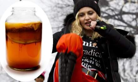 Kombucha: el secreto antiedad de Madonna