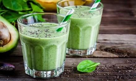 Vitaminas, proteínas y Omega 3: El batido perfecto lleva kéfir, kiwi y chía