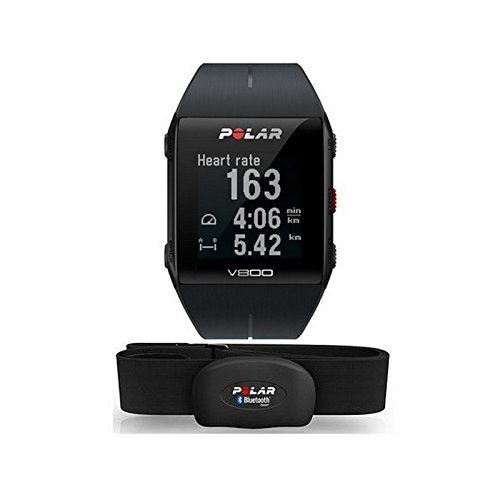 polar v800 hr pulsómetro bluetooth