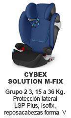 cybex solution m-fix
