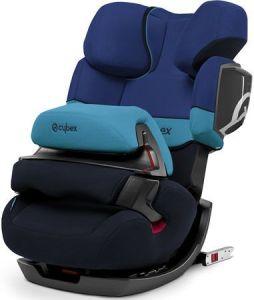 silla de coche Cybex Pallas 2-Fix azul
