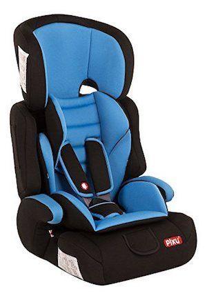 Piku NI20.6136. La mejor silla de coche barata. Análisis