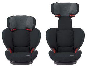 sillas grupo 2 bebe confort rodifix air protect