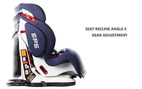 silla de coche Star Ibaby BQ-06