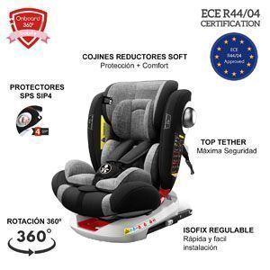 Certificados de seguridad - sillas de coche - Babify