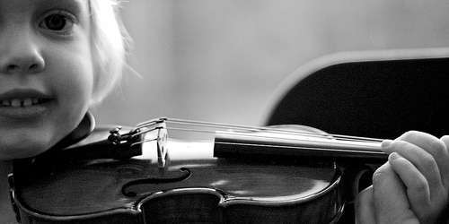 Comprar un violín 1/4 para principiantes