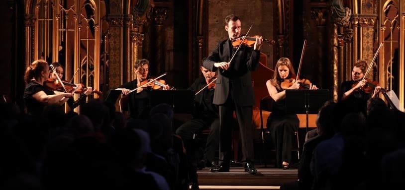 orchestre les violons de france interpretan las cuatro estaciones de vivaldi