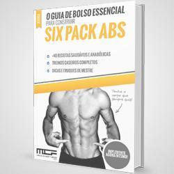 Guia de Bolso Essencial Para Six Pack Abs