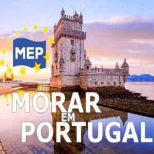 Quero morar em Portugal como faço