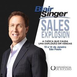 Sales Explosion com Blair Singer