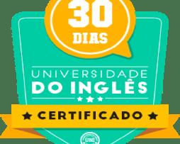 Inglês em 30 dias