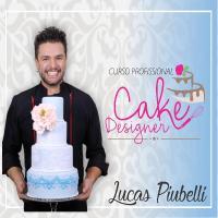 Curso Profissional Cake Designer Lucas Piubelli