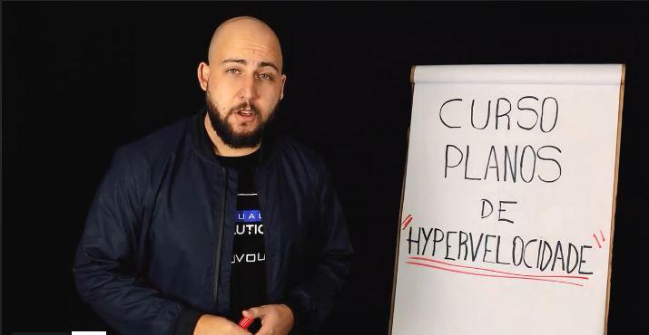 Construindo planos de Hypervelocidade