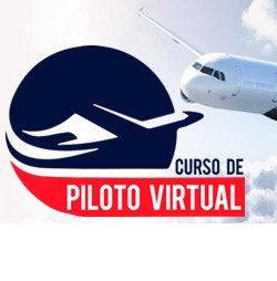 Curso de Piloto Virtual Felipe Faria, especialista em aviação virtual