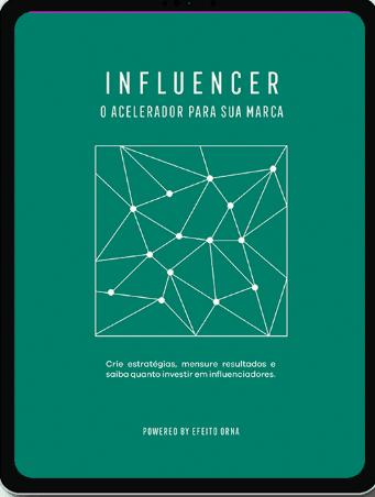 Influencer: o Acelerador para sua Marca - Treinamento Online
