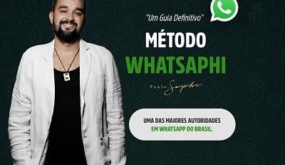 WhatSaphi - O Método de Paulo Saphi para WhatsApp