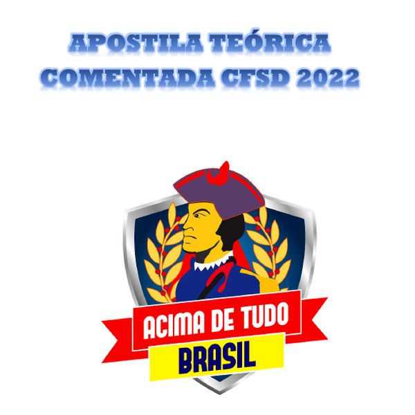 APOSTILA TEÓRICA CFSD 2022