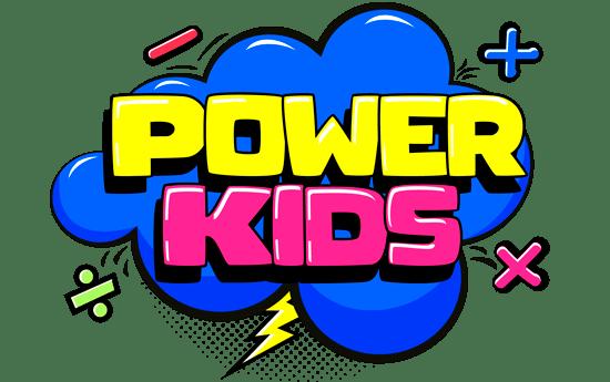 Power Kids - Atividades de Alfabetização e Reforço Escolar - Matemática, Português, Inglês e Atividades Lúdicas