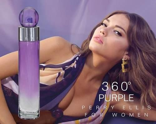 """<p class=""""_28cEs lead"""" data-hook=""""description"""">Perfume de dama 100ml edp con spray fragancia floral,frutal,cotidiano</p> Perry Ellis 360° Purple Eau de Parfum"""