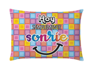 "<b>Cojín Sonrie</b>  <b>""Little detail"" </b>  <b>suave,</b><b>cómodo y fresco</b>  <b>Tamaño 42 x 30 cm </b>  <b>PRECIO ESPECIAL A MAYORISTAS</b>  <b>mayoreo@comprastodo.com</b> Cojín Sonrie"