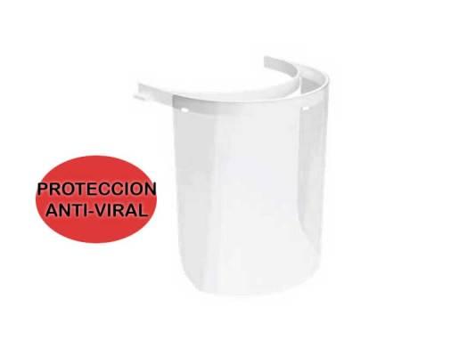 """antiviral <h1>CARETA ANTIVIRAL MX</h1> <ul>  <li><strong>Protector PVC</strong></li>  <li><strong>Soporte de plástico inyectado</strong></li>  <li><strong>Elástico ajustable</strong></li>  <li><strong>Cubre todo el rostro</strong></li>  <li><strong>Fácil de armar</strong></li>  <li><strong><strong><strong>Colores blanco y negro</strong></strong></strong></li> </ul> <strong>Consume lo hecho en México.</strong> <p style=""""text-align: left;""""><strong>PRECIO ESPECIAL A MAYORISTAS</strong> <a href=""""mailto:mayoreo@comprastodo.com""""><strong>mayoreo@comprastodo.com</strong></a> <strong>SOMOS FABRICANTES</strong></p> <strong>SI ERES MEDICO, ENFERMERA, PARAMEDICO ENVIA TU CREDENCIAL A ventas@comprastodo.com EL COSTO SERA DE 45 PESOS C/U</strong> CARETA DE PROTECCION ANTIVIRAL"""