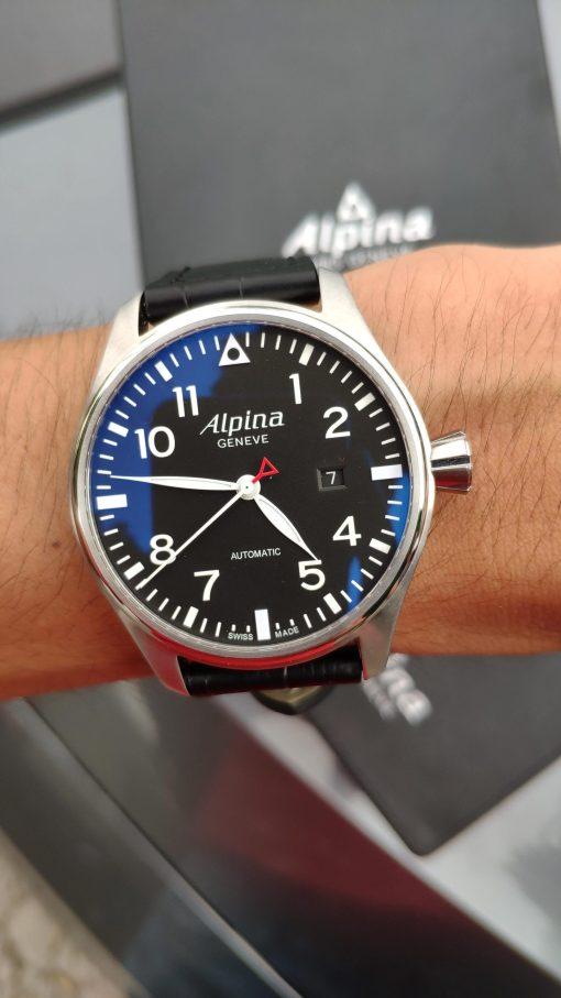 Reloj Alpha Geneve