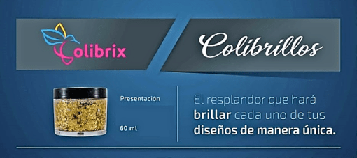 Colibrillos <h1>Glitter marca Colibrix 60 ml.</h1> <h1>Color neón</h1> Colibrillos Color Neón 60 ml